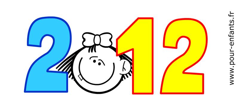 ... 2011 à imprimer, pour filles, sur www.calendriers.pour-enfants.fr