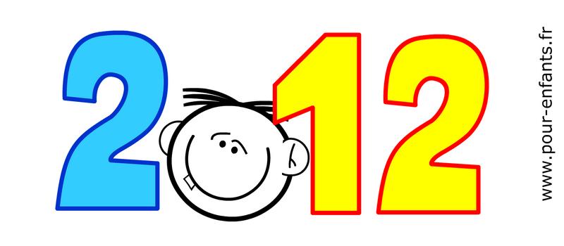 Ton calendrier 2012 va s'imprimer sans éléments inutiles (publicité