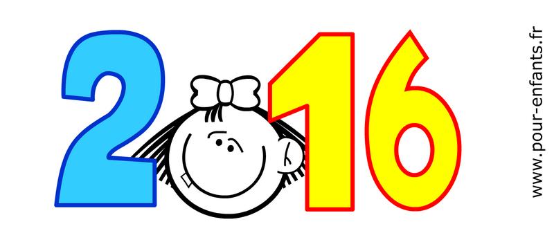 Calendriers 2016 à imprimer - Calendrier 2016 à imprimer, avec ...
